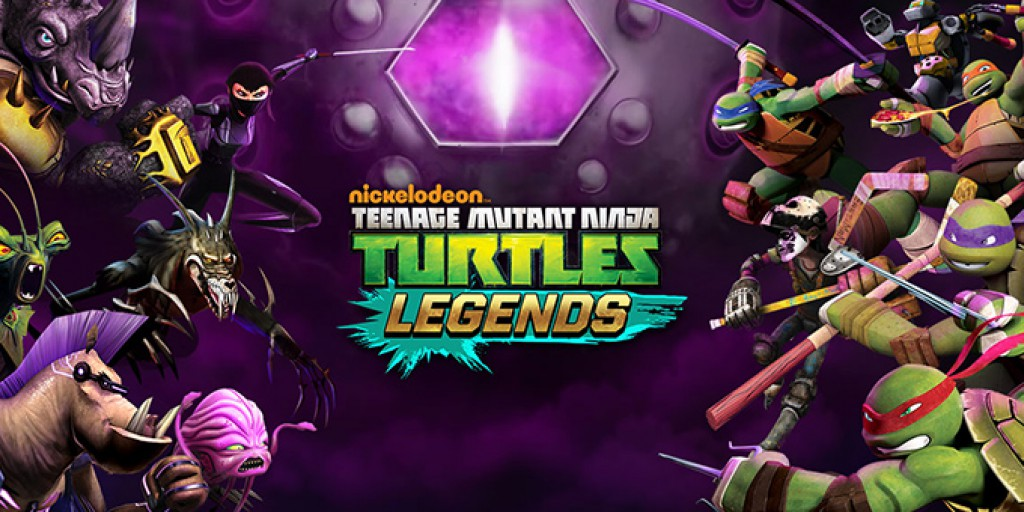 Image result for teenage mutant ninja turtles legends