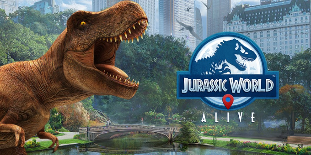 Jurassic World Alive | Ludia Games