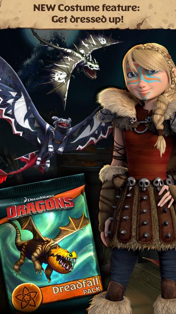 Dragons Rise Of Berk Ludia