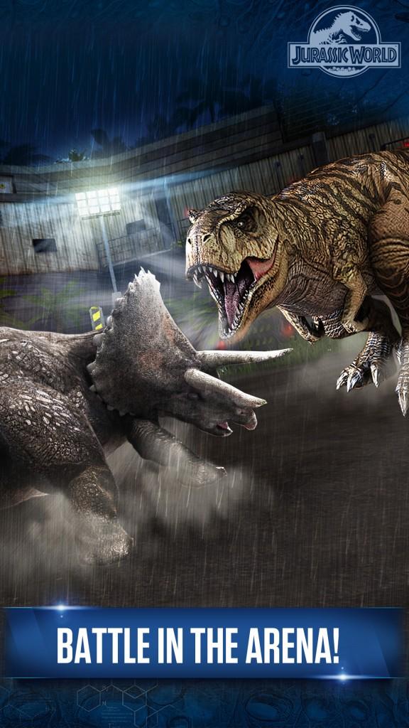 Jurassic World™: The Game | Ludia Games