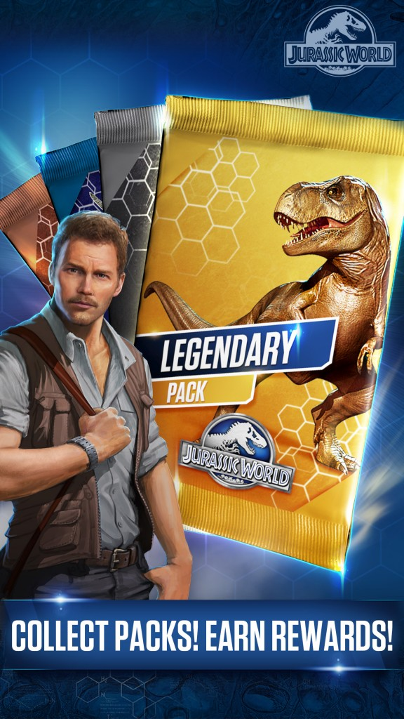 Jurassic World™: The Game | Ludia Games