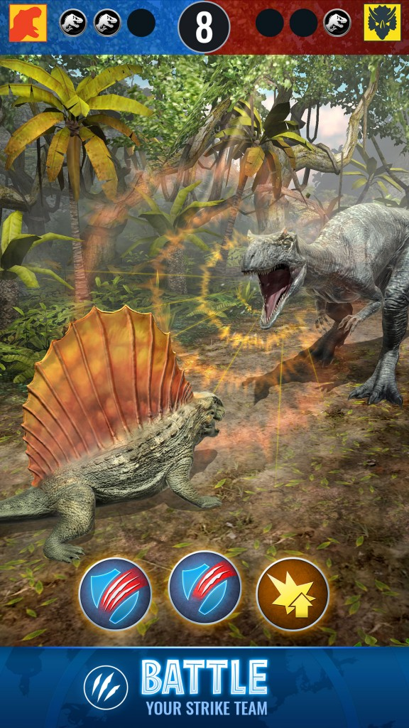 Jurassic World Alive Ludia Games